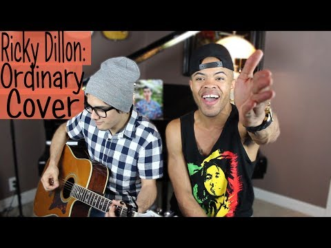 Ordinary - Ricky Dillon (Kenny Brown Acoustic Cover)