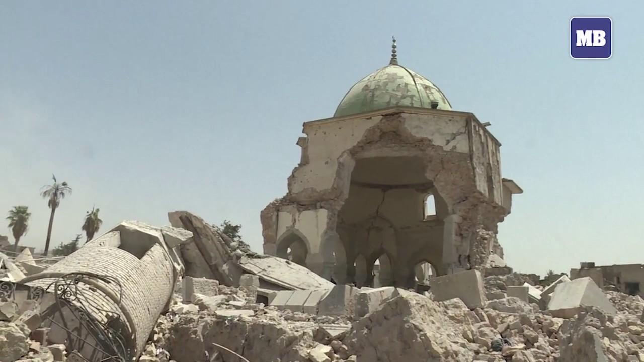 Iraq battles last few hundred jihadists in Old Mosul