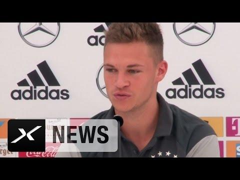 Joshua Kimmich: Das habe ich von Pep Guardiola gelernt | FC Bayern München | DFB | EM 2016