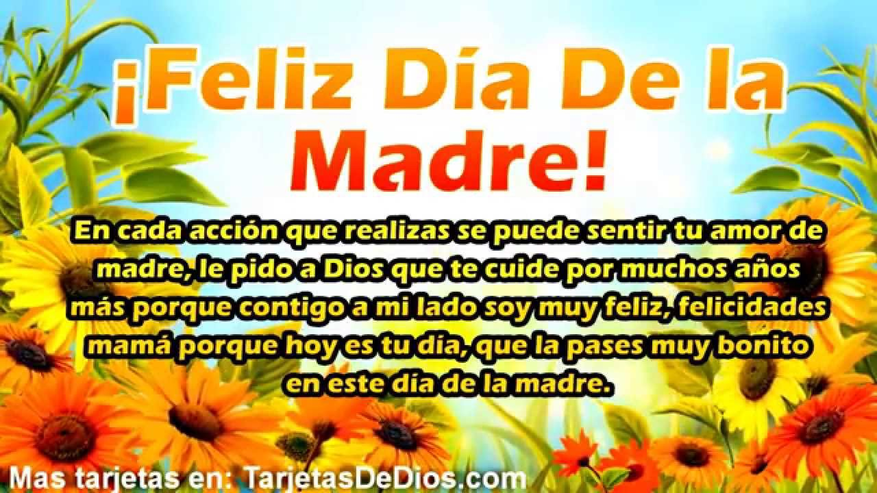 Feliz Dia De Las Madres Video Tarjetas Cristianas Gratis YouTube