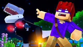 Minecraft: DINOSSAURO ROBO?! : T-REX 1000 Ep.18 - JURASSIC CRAFT‹ DONAT3LO ›