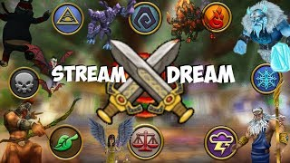 Wizard101 PvP: Rotation With Mike!!