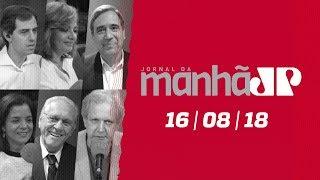 Jornal da Manhã - 16/08/18