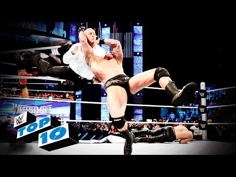 Top 10 Wwe Smackdown Moments: March 20, 2015 video