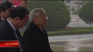 Thực hư về tình hình sức khỏe của TBT-CTN Nguyễn Phú Trọng (VOA)
