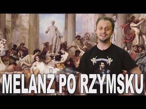 Melanż Po Rzymsku - Jak Imprezowali Rzymianie? Historia Bez Cenzury