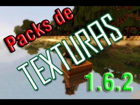 Descargar Packs de Texturas para Minecraft 1.6.2 En español [2013]