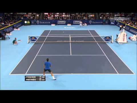 Roger Federer s Best Points of 2012 - Part 2 [HD]