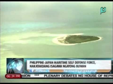 News@6: PHL-Japan Maritime Self-Defense Force, nakatakdang isagawa ngayong Hunyo