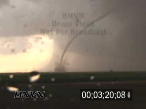 5/22/2008 Sheridan County Kansas Tornado Video