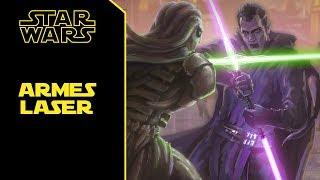 Les Différentes Armes Laser - MINI-COURS #18 [Fr]