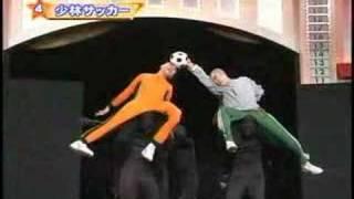 shaolin soccer funny