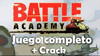 Battle Academy Juego Completo PC GAME + CRACK