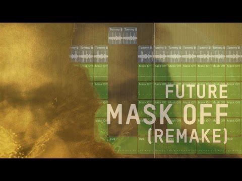 Making a Beat: Future - Mask Off (Remake)
