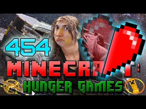 Minecraft: Hunger Games w Mitch Game 454 INSANE HALF A HART BATTLE