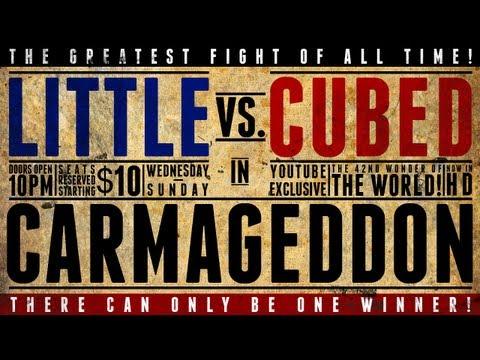 Little Vs. Cubed: GTA IV: Carmageddon Mod