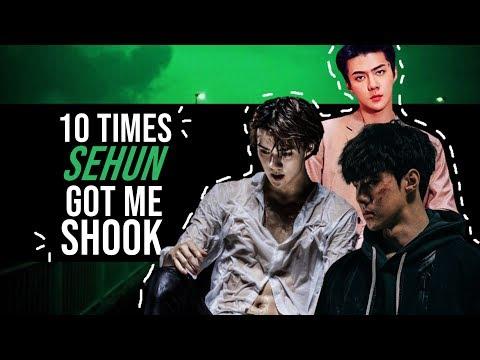 Download  10 TIMES SEHUN GOT ME SHOOK Gratis, download lagu terbaru