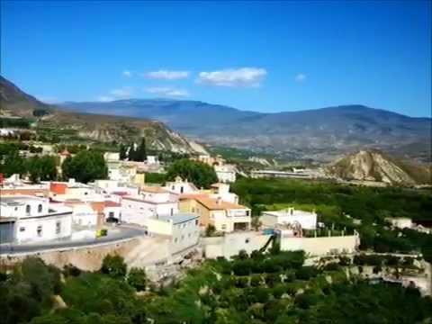 Alicún,  Alpujarra,  Almeria, Andalucía, España