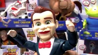 Toy Story 4 TOYS Surprise HUGE Collection 2019 Dummy Bunny Ducky Duke Caboom Bo Peep Toys review