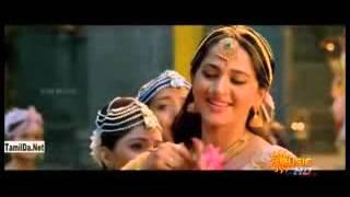 Rudhramadevi video songs anushka