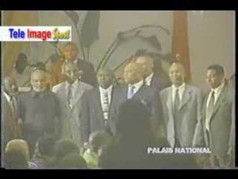 HAITI REND HOMMAGE A LA SELECTION NATIONALE DE 1974 # 2