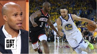 Warriors vs. Rockets series 'is now over' – Richard Jefferson | Get Up!