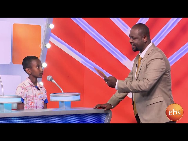 Yebeteseb Chewata(Special Children Challenge) Season 5 EP 7