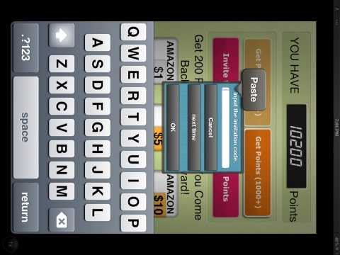 Super gift card rewards or App nana [money hack udid faker 2013] WORKING
