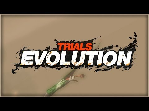 Trials Evolution | Crazy Bailouts (Trials Funny Moments) klip izle