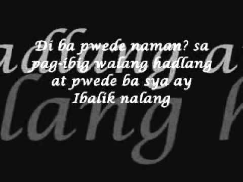 Alaala Nalang By: Hambog Ng Sagpro Crew Lyrics