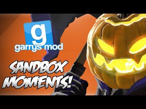 Gmod Sandbox Funny Moments! - Halloween Special! video
