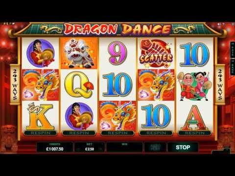 Танец драконов - Dragon Dance Game Promo Video
