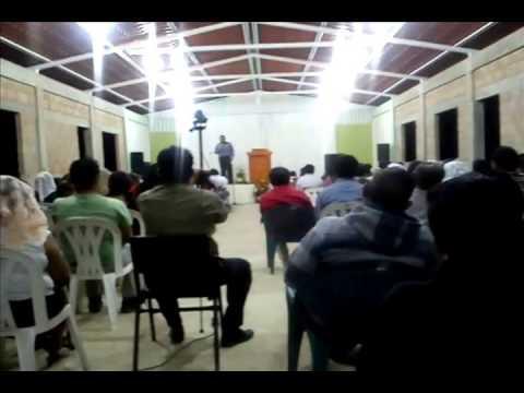 IEIMAR-Bethania.- Pastor Omar Molina (Minatitlan, Ver.)