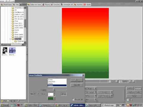 como fazer uma foto virar reggae com o PhotoScape_v3_6 2012