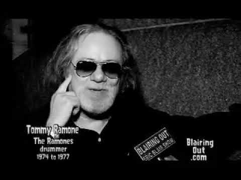 TOMMY RAMONE talks to Eric Blair about The Ramones