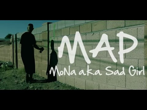 "【OFFICIAL】MoNa a.k.a. Sad Girl ""MAP"" Music Video"