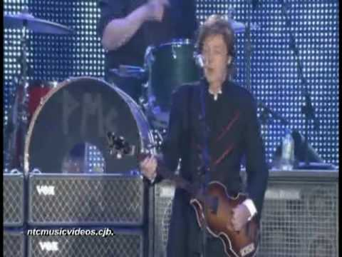 Paul McCartney Mexico DF Foro Sol (Parte 1): Venus and Mars/Rock Show/Jet