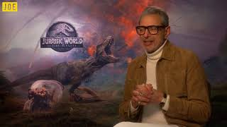 Jeff Goldblum has some romance advice for people afraid to make the first move