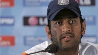 Not invited to Laxmans party, says Dhoni - NewsX