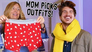 Boyfriend's Mom Picks My Outfits!