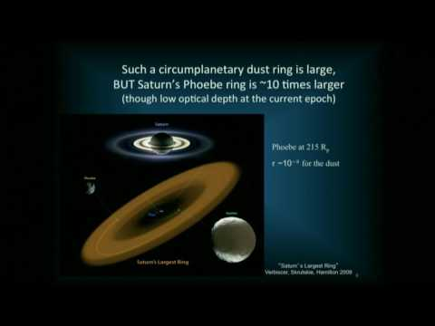 Search for extrasolar moons and rings using transit observations - Paul Kalas (SETI Talks 2017)