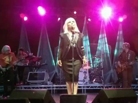 Debbie Harry - Blondie - Maria - Isle of Man 26 July 2011