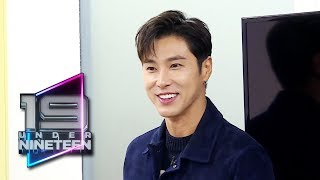 Eun Hyuk Invited a Special Director, YunHo! [UNDER NINETEEN Ep 4]