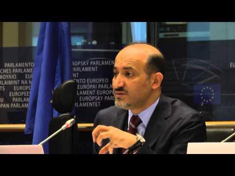 Ahmad Jarba EU Parliament