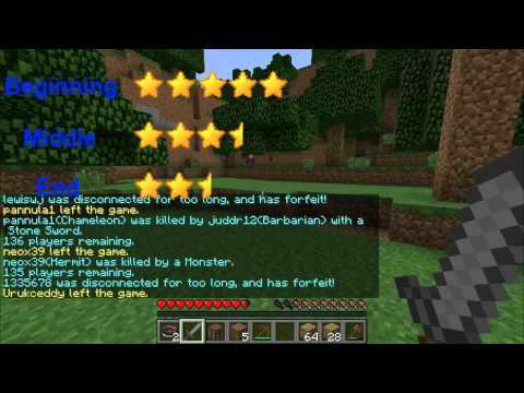 Minecraft McPvp Kit Review: Boxer