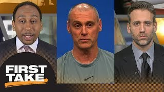 Stephen A. and Max respond to Carisle's criticism of LaVar Ball coverage on ESPN | First Take | ESPN