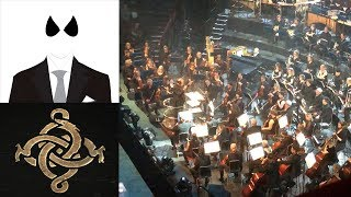 The Order: 1886 The Knight's Theme live at PlayStation in Concert - composed by Jason Graves