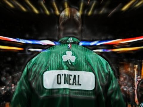 Shaquille O'Neal: Top 10 Dunks as a Boston Celtic