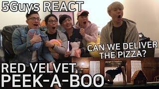 Download Lagu [THIRSTY FANBOYS] Red Velvet - Peek-A-Boo (5Guys MV REACT) Gratis STAFABAND