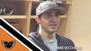 10.14.2017 Mike Vecchione Post-Game